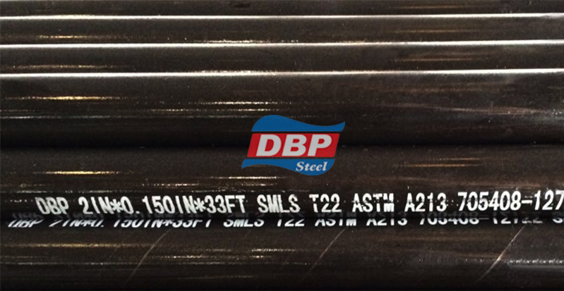 ASTM A213 T22 Tubes